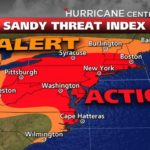 Hurricane Sandy: In the Eye of the Storm