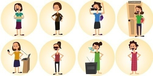 Types of moms